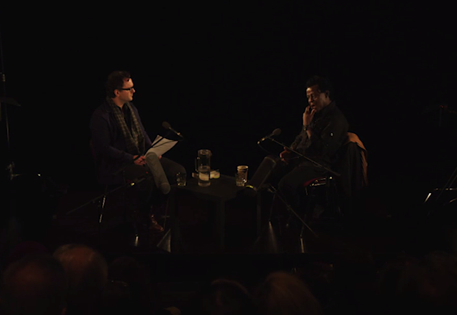 John Akomfrah in Conversation