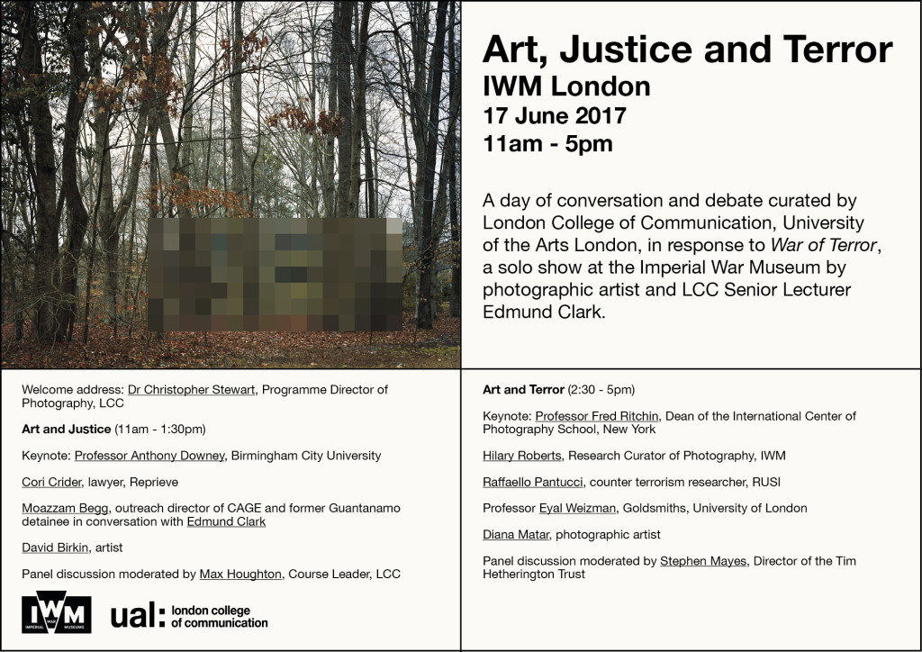 Art, Justice and Terror